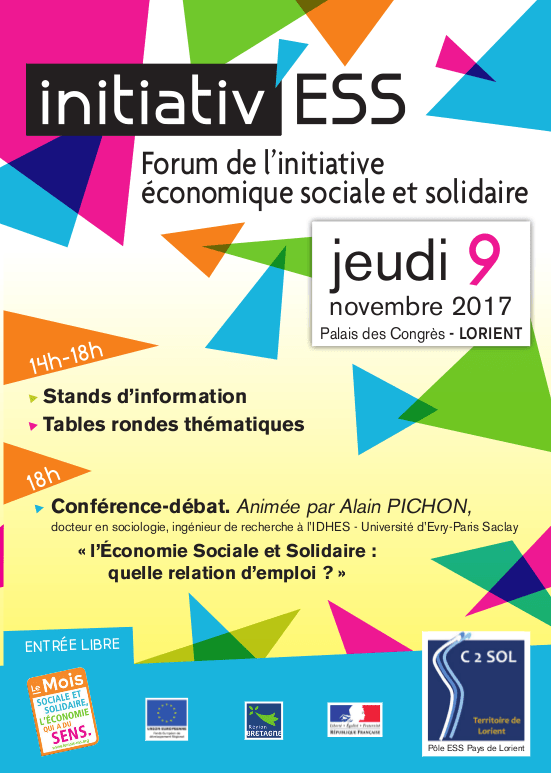 Forum Initiativ ESS Lorient
